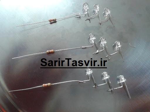 تعمیرات تابلو LED ال ای دی ثابت