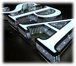 ساخت تابلو چلنیوم پانچ در لبه